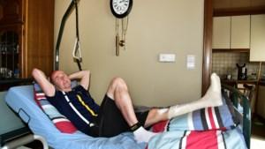 """Het relaas van mecanicien Roger, wiens voet werd verbrijzeld onder volgwagen: """"Ik zal nooit meer kunnen lopen"""""""