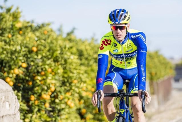 Belgische renner Kevyn Ista legt positieve test af maar komt ervan af met waarschuwing