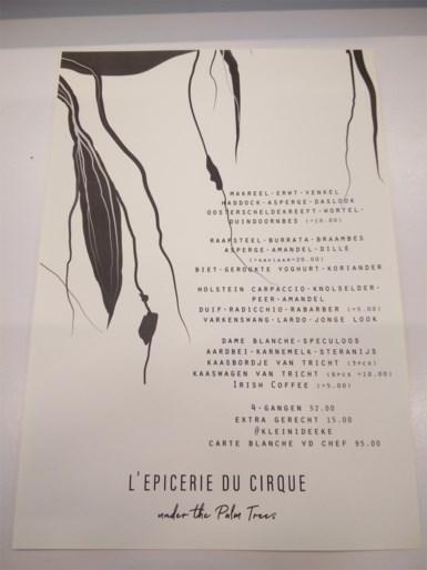 """Nieuwe locatie, nieuwe naam én nieuw concept voor L'Epicerie du Cirque: """"Eerlijk? Ik was het kotsbeu"""""""
