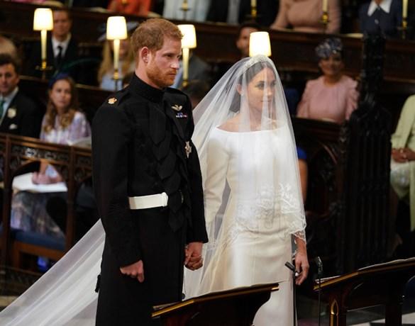 Alles wat je moet weten over de bruidsjurk van Meghan Markle