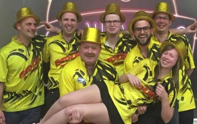 Euro-City 1 opnieuw landskampioen bowling
