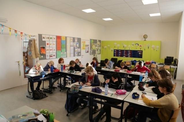 """""""Kennis Frans en Engels eerste graad secundair komt lager te liggen dan basisonderwijs"""""""