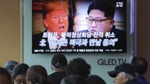 """Noord-Korea reageert op annulatie Trump: """"Extreem betreurenswaardig"""""""