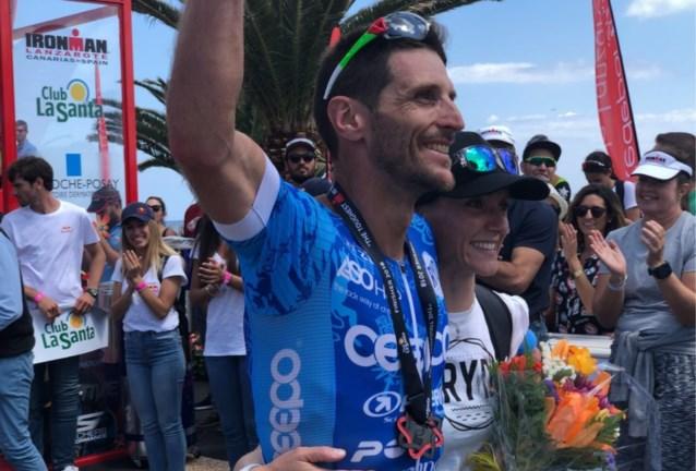 Alessandro De Gasperi triomfeert in Ironman Lanzarote, Diego Van Looy haalt de top tien