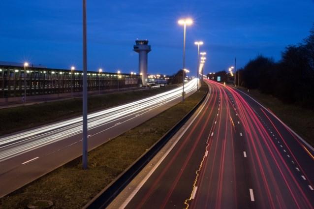 Het (oranje-gele) licht gaat uit op de Vlaamse snelwegen
