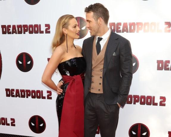 Waarom Ryan Reynolds en Blake Lively hun dochter 'James' noemden