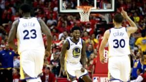 NBA. Warriors weerstaan Rockets en spelen voor vierde jaar op rij finale tegen LeBron en Cavaliers