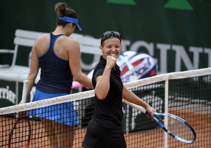 Drie op vier voor de Belgen vandaag op Roland Garros: Bemelmans volgt voorbeeld van Mertens en Van Uytvanck