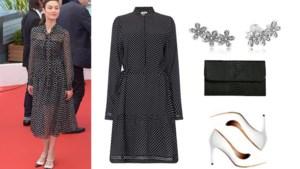 GET THE LOOK. Stijlvol op de rode loper zoals Olga Kurylenko in Cannes