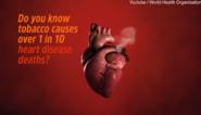 Confronterende video toont wat roken doet met je hart