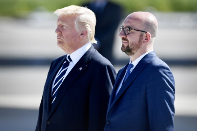 Afscheid van 'Nieuwsjagers':Trump komt langs, de hele redactie rukt uit