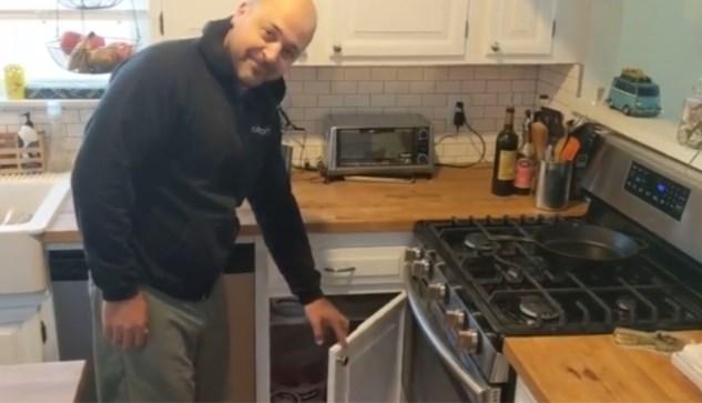 Hedendaags Die ene verloren hoek in je keukenkast? Die houdt iedereen b YU-83