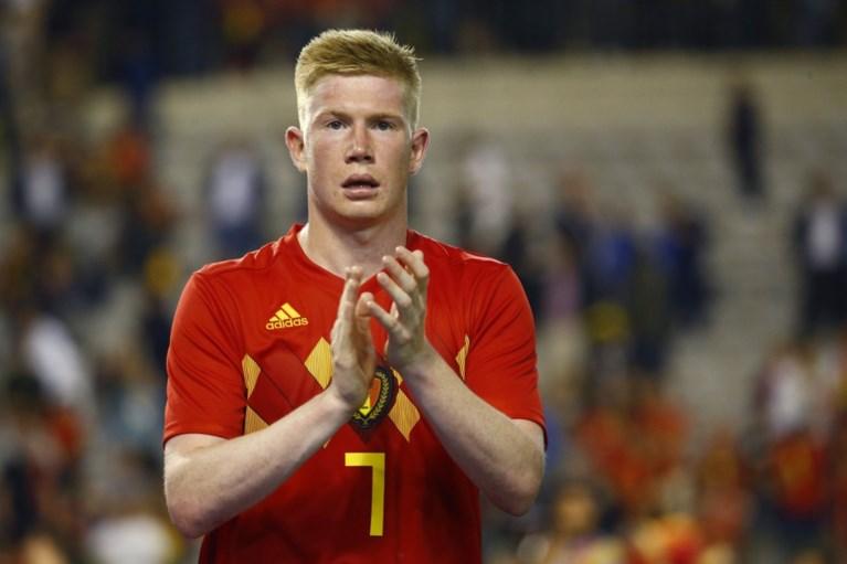 Zorgen voor Rode Duivels: slappe kost tegen Portugal én blessure voor Kompany