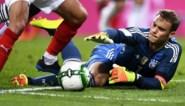 OEFENINTERLANDS. Oostenrijk verpest comeback Neuer, Zweden en Denemarken komen niet tot scoren