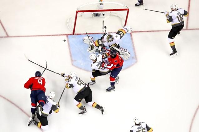 IJshockeyteam Washington aan de leiding in Stanley Cup na derde finaleduel
