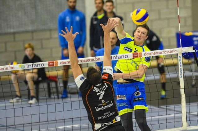 Volleybal: landskampioen Maaseik strikt Seppe Baetens