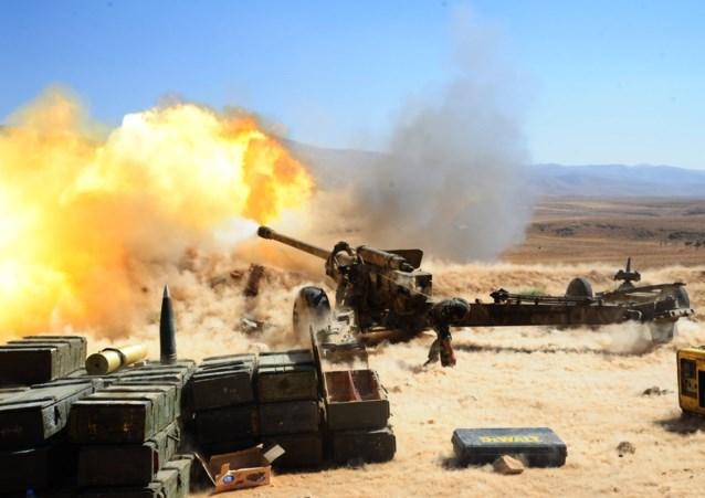 Hezbollah trekt troepen in Syrië terug van Libanese grens