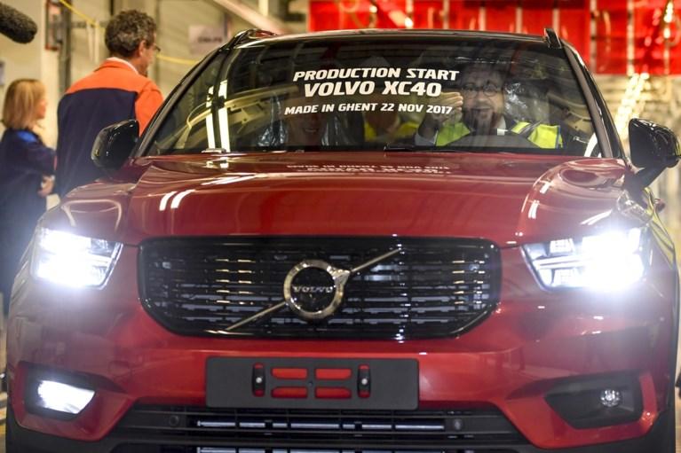 Volvo gaat batterijen assembleren in Gent