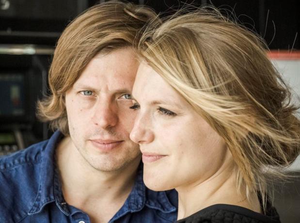 Charlotte Vandermeersch bevallen van eerste kindje