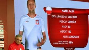 Polen ziet vlak voor WK basisspeler uitvallen... na wedstrijdje tennisvoetbal
