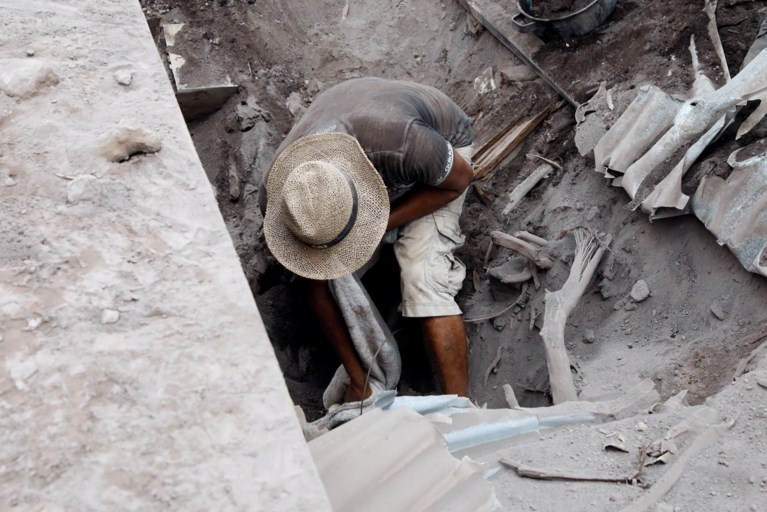 Dodental loopt op tot 99 na vulkaanuitbarsting Guatemala