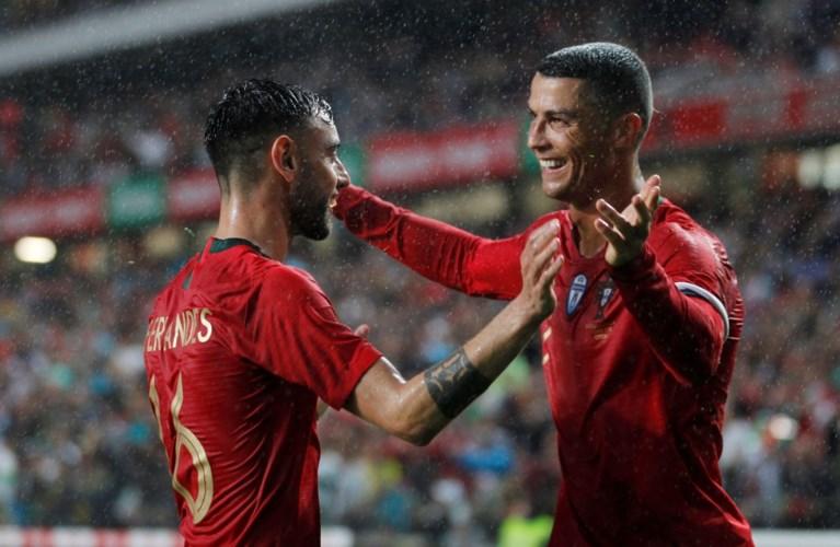 Ploegmaat van Ronaldo zwengelt de geruchten over Neymar en Real Madrid aan met enkele rake quotes
