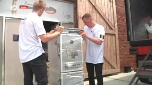 VIDEO. Chef Fleur de Lin maakt zich klaar voor het EK Koken op Bocuse d'Or