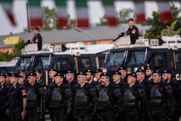 Twee Kosovaren gearresteerd voor beramen van aanslagen, onder meer in België
