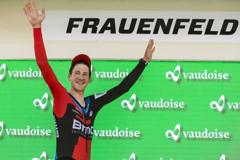 """Eén renner maakt indruk op ploegmaats bij BMC na winst in Zwitserland: """"Hij was tien renners waard"""""""
