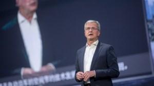 Audi-topman in verdenking in schandaal sjoemelsoftware