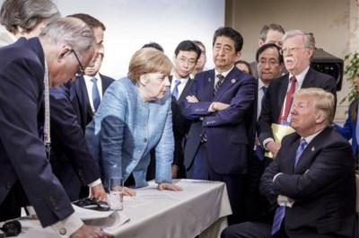 Merkel baas? Het is maar hoe je het bekijkt