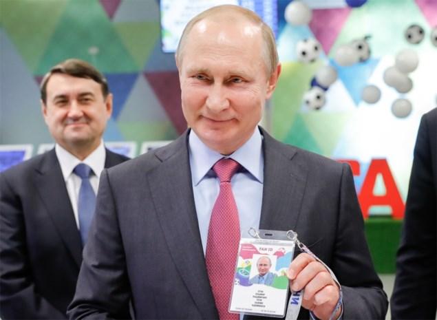 Hoe Vladimir Poetin het WK wil winnen