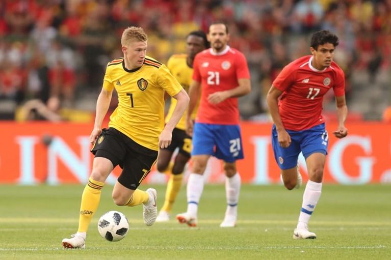 """Jan Ceulemans waarschuwt voor al te grote euforie na Costa Rica: """"Black-out zoals tegen Wales kan nog steeds"""""""