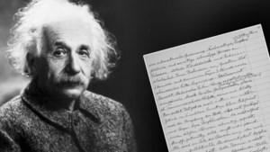 Albert Einstein fulmineerde tegen racisme maar was zelf een xenofoob, zo blijkt uit zijn dagboeken