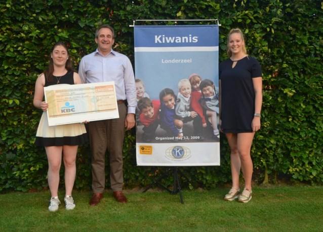 Studentes zamelen duizend euro in voor Special Olympics