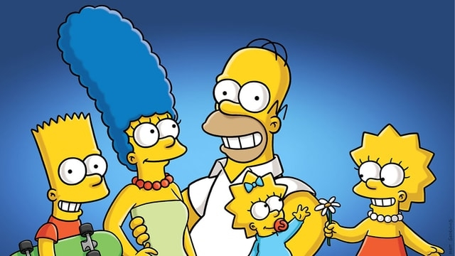 The Simpsons zoals je ze nog nooit gezien hebt