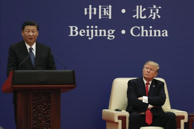 China slaat terug in handelsoorlog en kondigt strafheffingen tegen VS aan