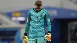 Vraagtekens over doelman De Gea bij Spanje, maar bondscoach Hierro heeft duidelijk antwoord klaar