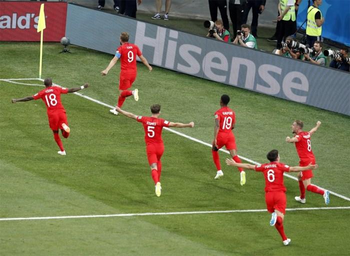 Engeland pas in blessuretijd voorbij Tunesië, Rode Duivels zijn gewaarschuwd