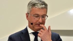 """CEO van Audi moet naar de cel: """"Anders dreigt hij bewijs te vernietigen"""""""