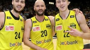 Vier Belgische basketbalploegen doen volgend seizoen mee in Europa