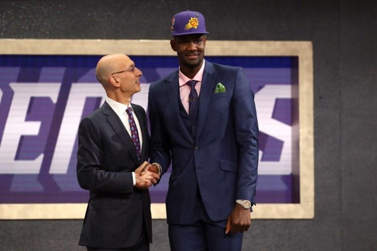 (Nog) geen Belg in NBA: Manu Lecomte niet gekozen in draft