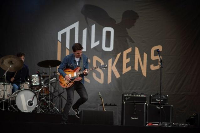 Milo Meskens windt Genk (en een pleister) om zijn vinger