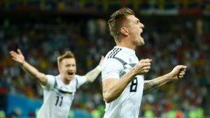 Met Duitsers ben je nooit klaar: Die Mannschaft vermijdt drama tegen Zweden in 95ste minuut