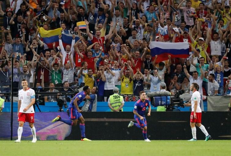 Polen kansloos uitgeschakeld, Colombia maakt indruk als mogelijke tegenstander van Rode Duivels