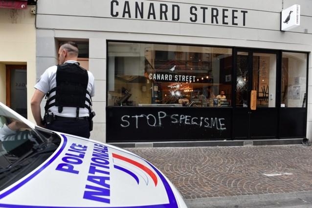 Veganisten bedreigen Franse slagers: ook Belgische beenhouwers maken zich zorgen