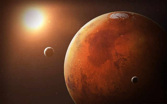 Mars komt voor het eerst sinds 15 jaar het dichtst mogelijk bij de Aarde te staan (en dat is deze keer extra de moeite!)