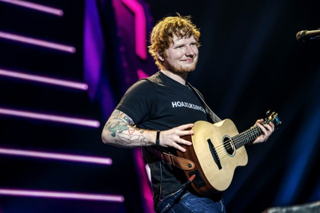 Bang afwachten: honderd bomen moeten sneuvelen voor Duits concert Ed Sheeran, maar er is veel verzet
