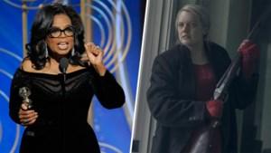 Oprah duikt op in aflevering 'The Handmaid's Tale' en inspireert zoals tijdens haar iconische speech