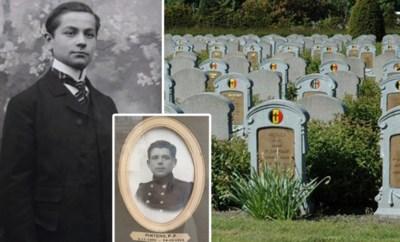 100 jaar geleden sneuvelden deze Belgen voor het vaderland, nu krijgen ze eindelijk een echte begrafenis